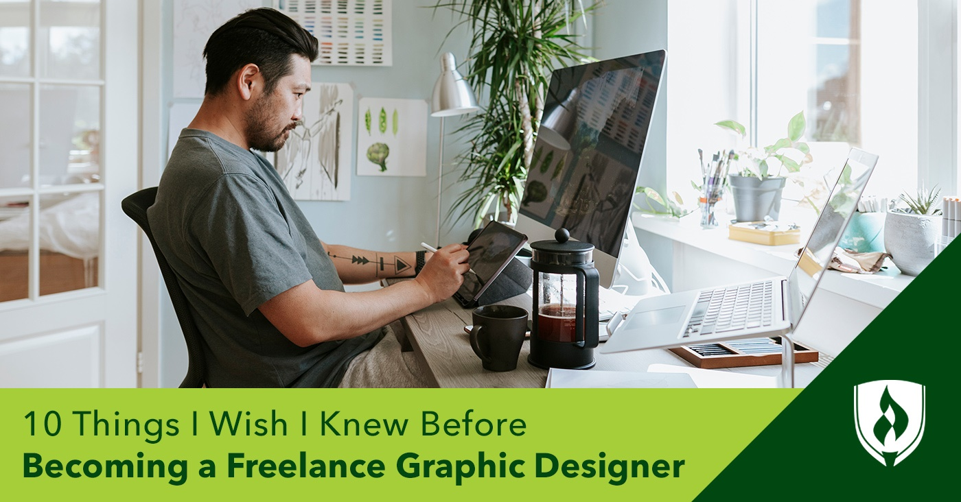 9 Things I Wish I Knew Before Becoming A Freelance Graphic