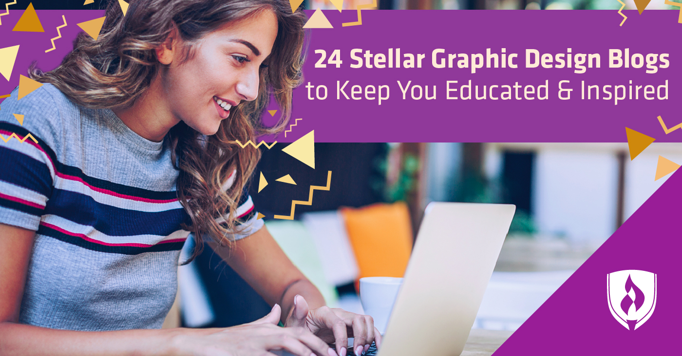 24 Graphic Design Blogs to Keep You Inspired [2018]