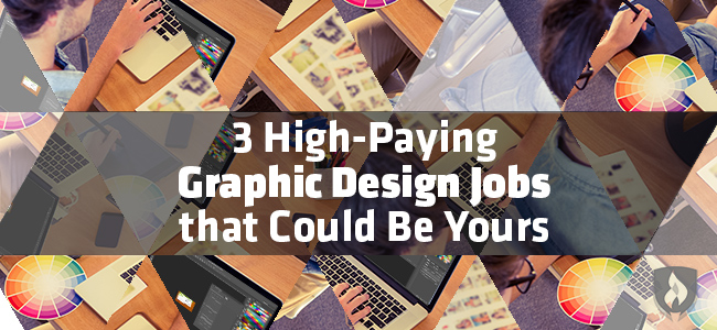High Paying Graphic Design Jobs