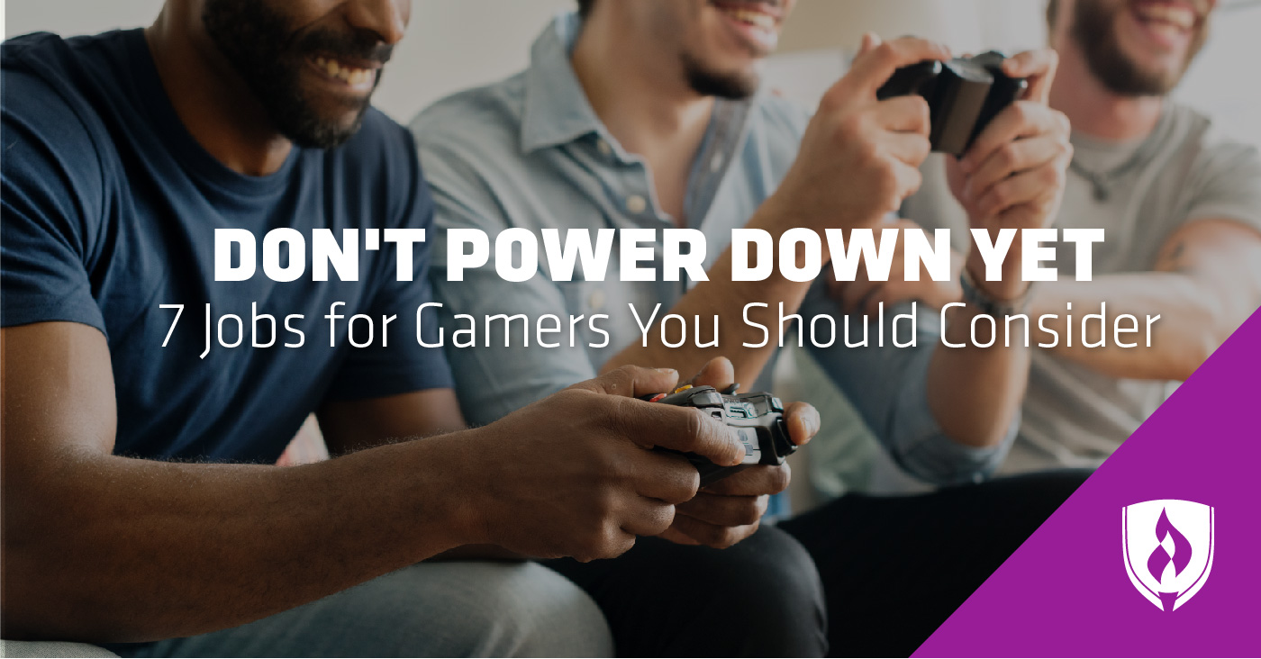 don t power down yet jobs for gamers you should consider