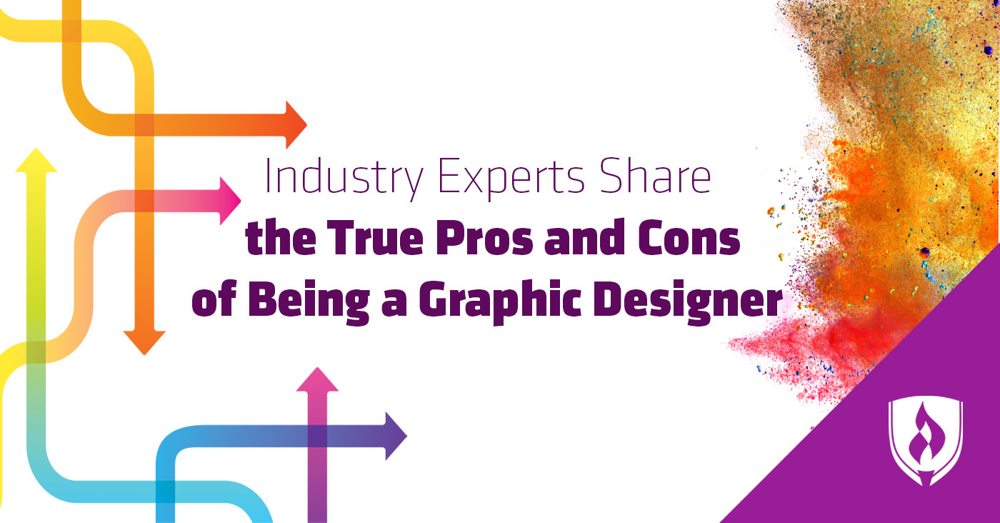 Pros and Cons of Being a Graphic Designer
