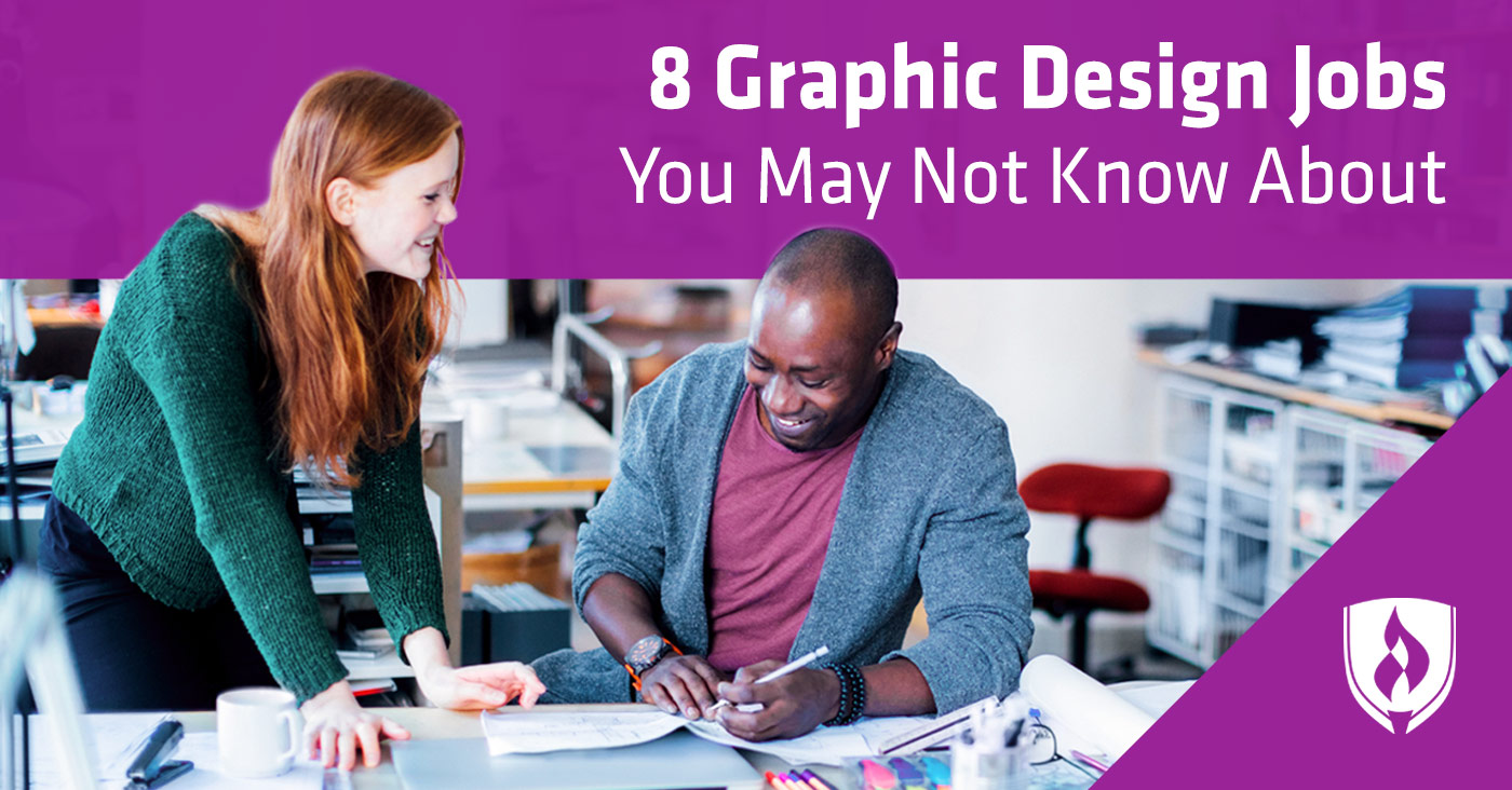 types of graphic design jobs