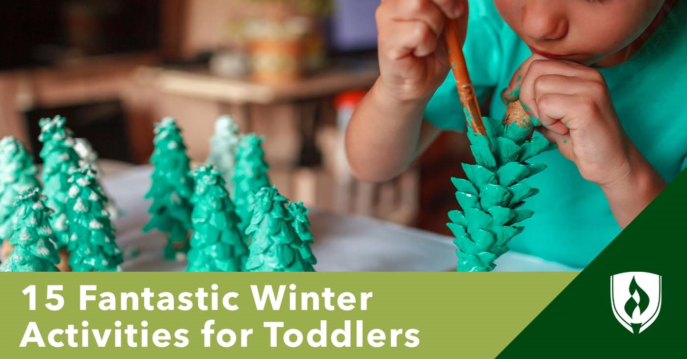 winter holiday activities for toddlers