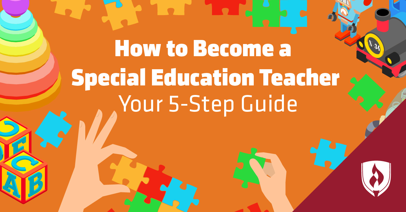 How to Become a Special Education Teacher