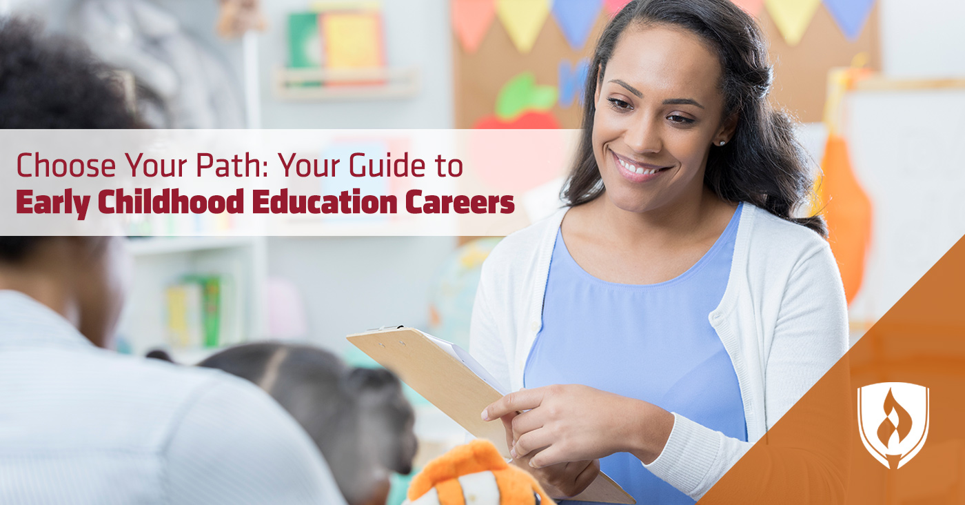 Choose Your Path: Your Guide to Early Childhood Education Careers