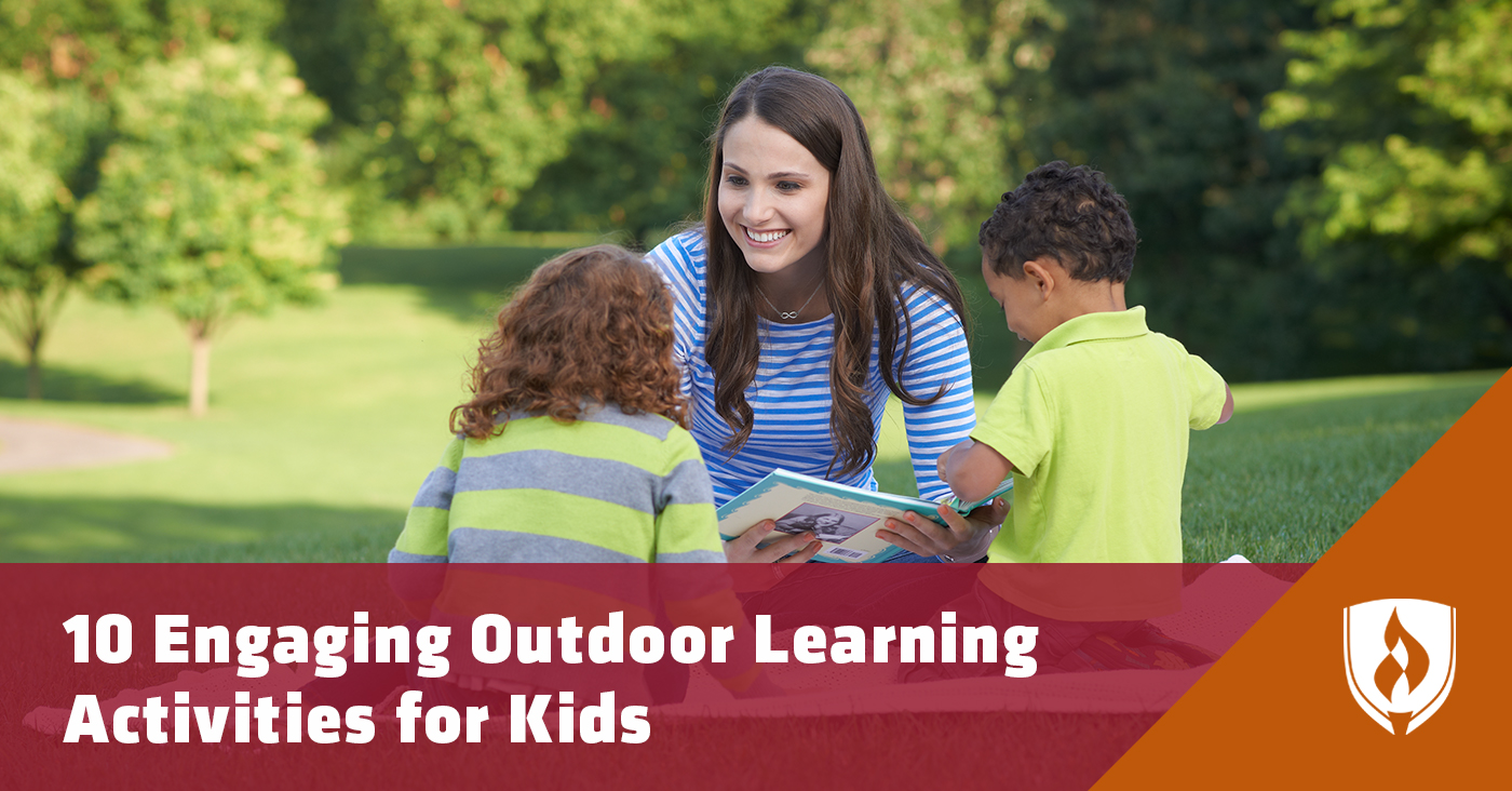 10 Engaging Outdoor Learning Activities For Kids