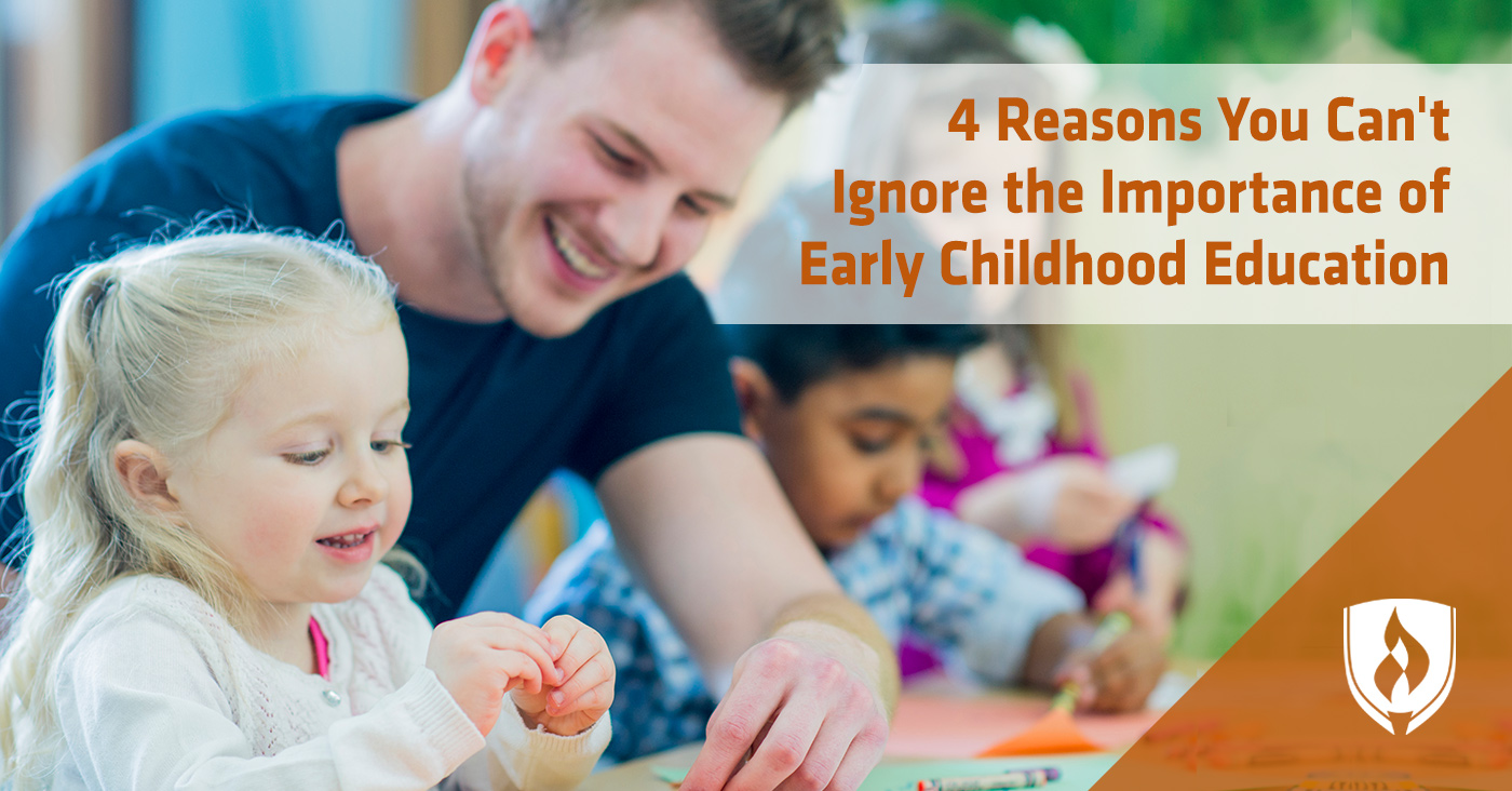 4 Reasons You Can't Ignore the Importance of Early Childhood Education