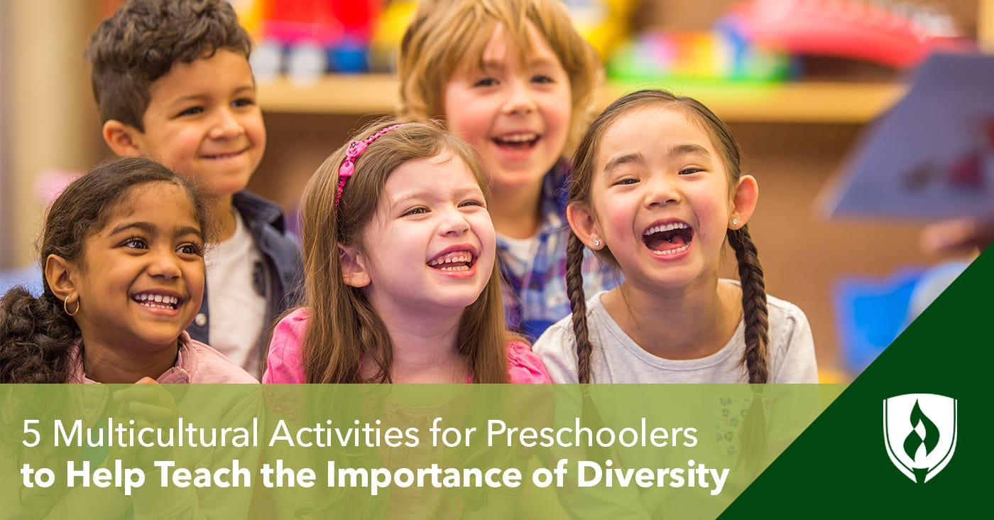 5 Multicultural Activities For Preschoolers To Help Teach The