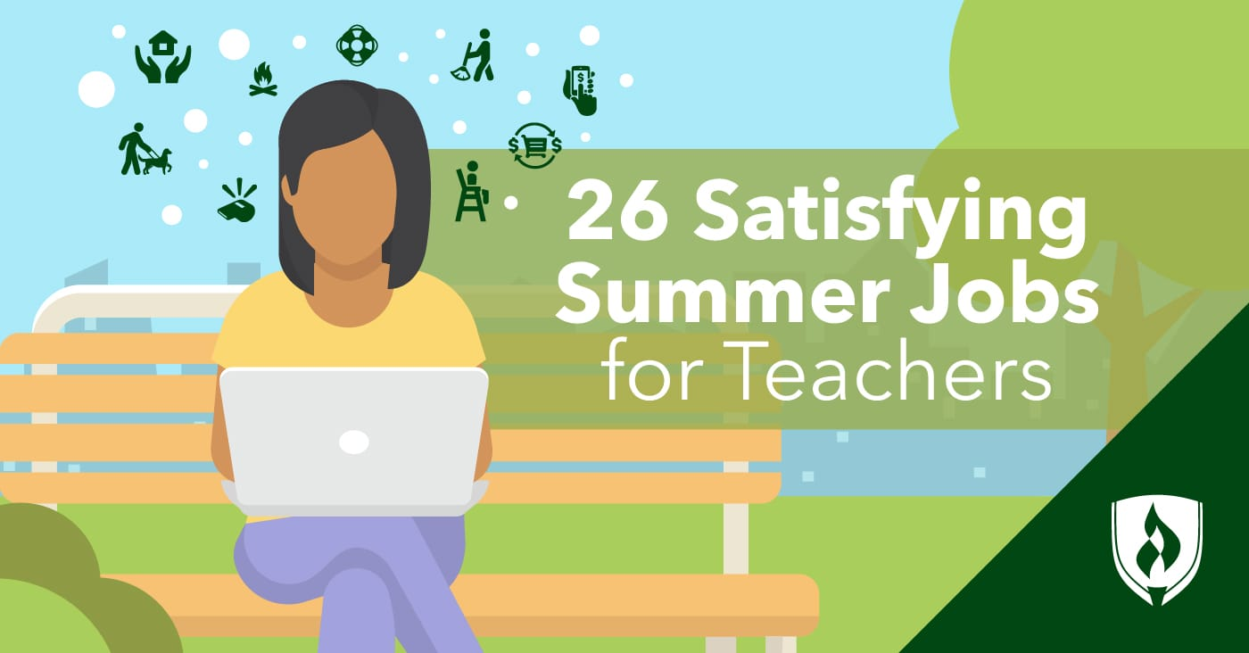 Nice Summer Jobs For Teachers Who Want To Keep Working With Kids