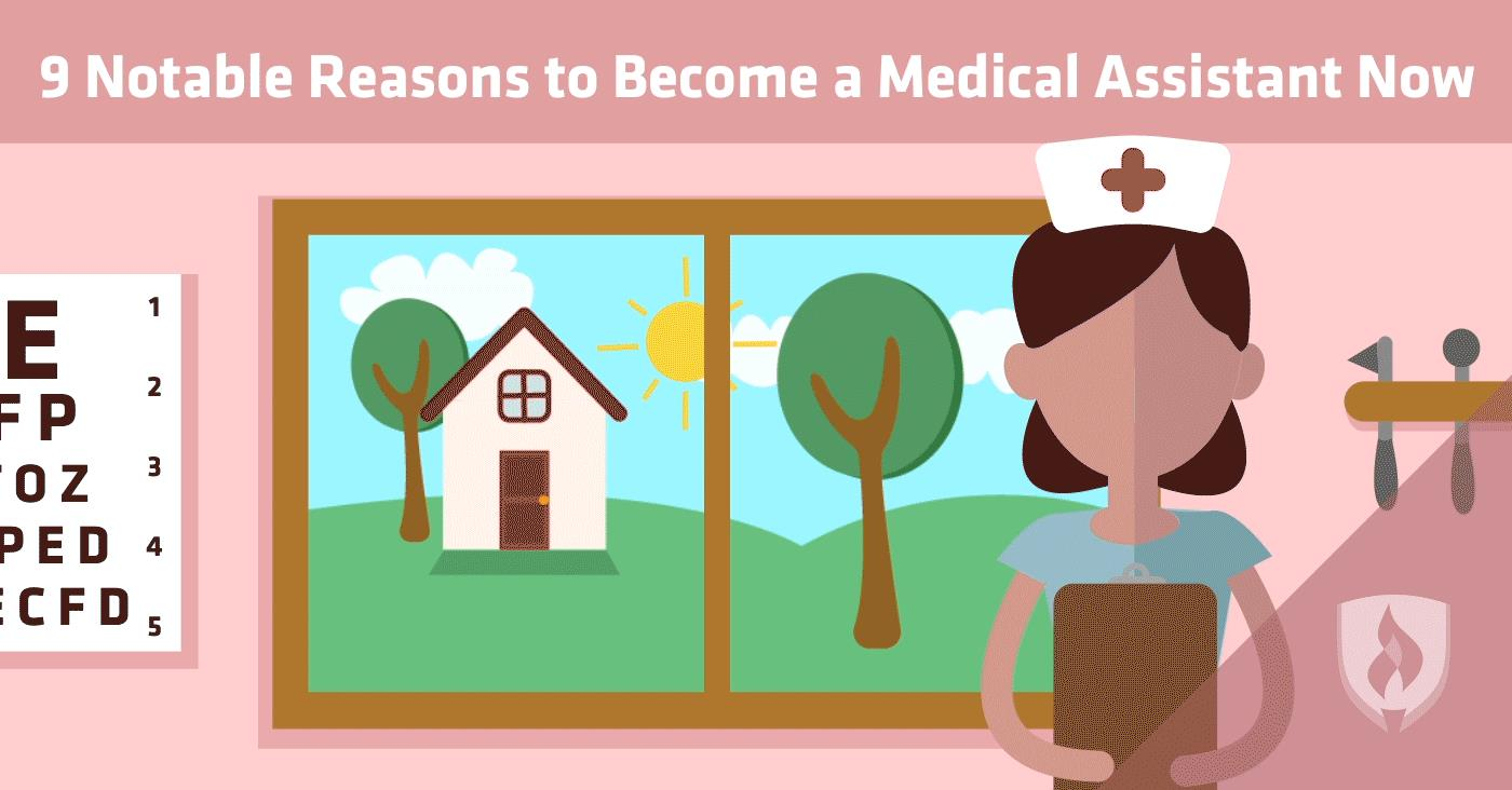 9 notable reasons to become a medical assistant now reasons to become a medical assistant negle Images