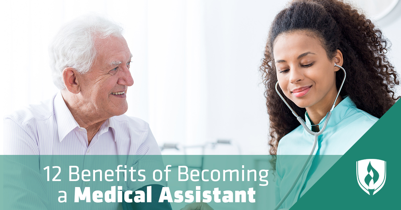 12 Benefits of Becoming a Medical Assistant