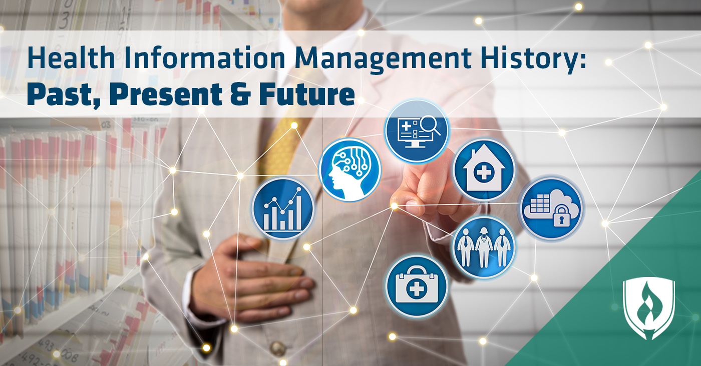 health information management history