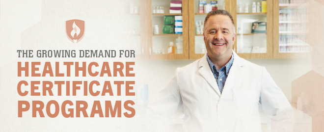 The Growing Demand for Healthcare Certificate Programs