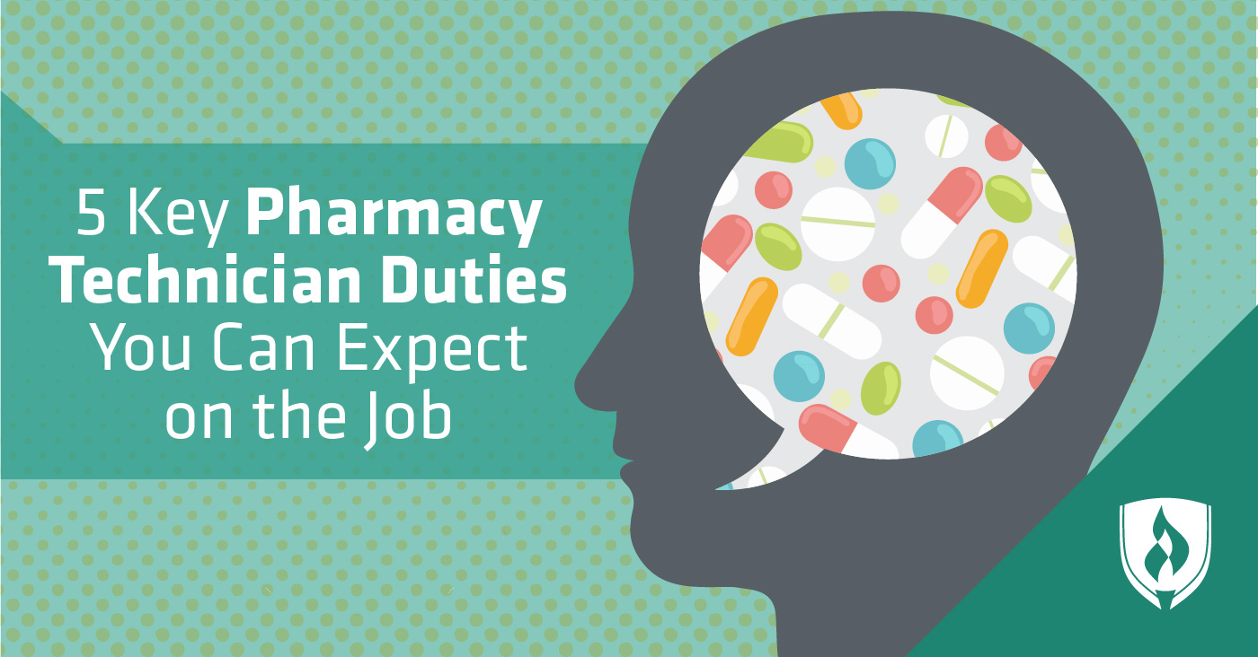 5 Key Pharmacy Technician Duties You Can Expect on the Job