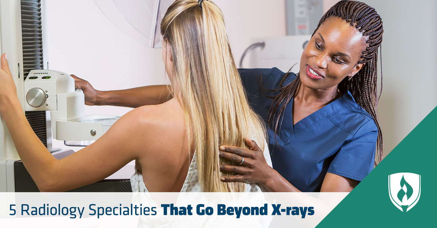 5 Radiology Specialties That Go Beyond X-rays