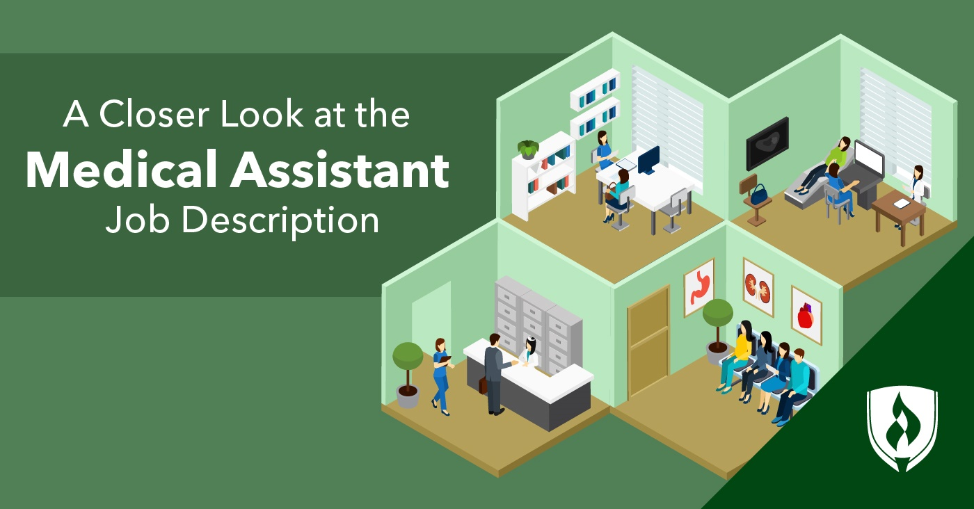 What\'s Included in the Medical Assistant Job Description (and What\'s ...