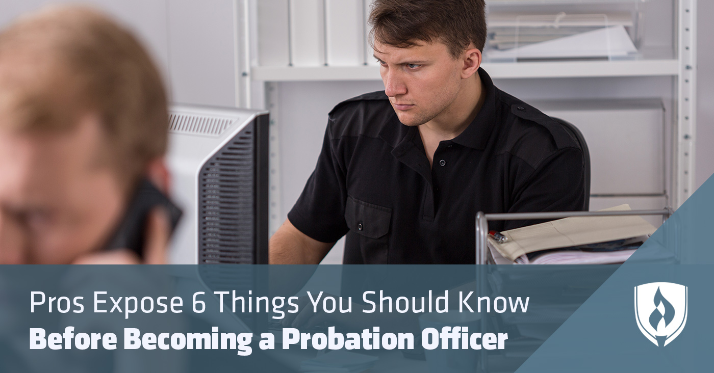 Marvelous Becoming A Probation Officer