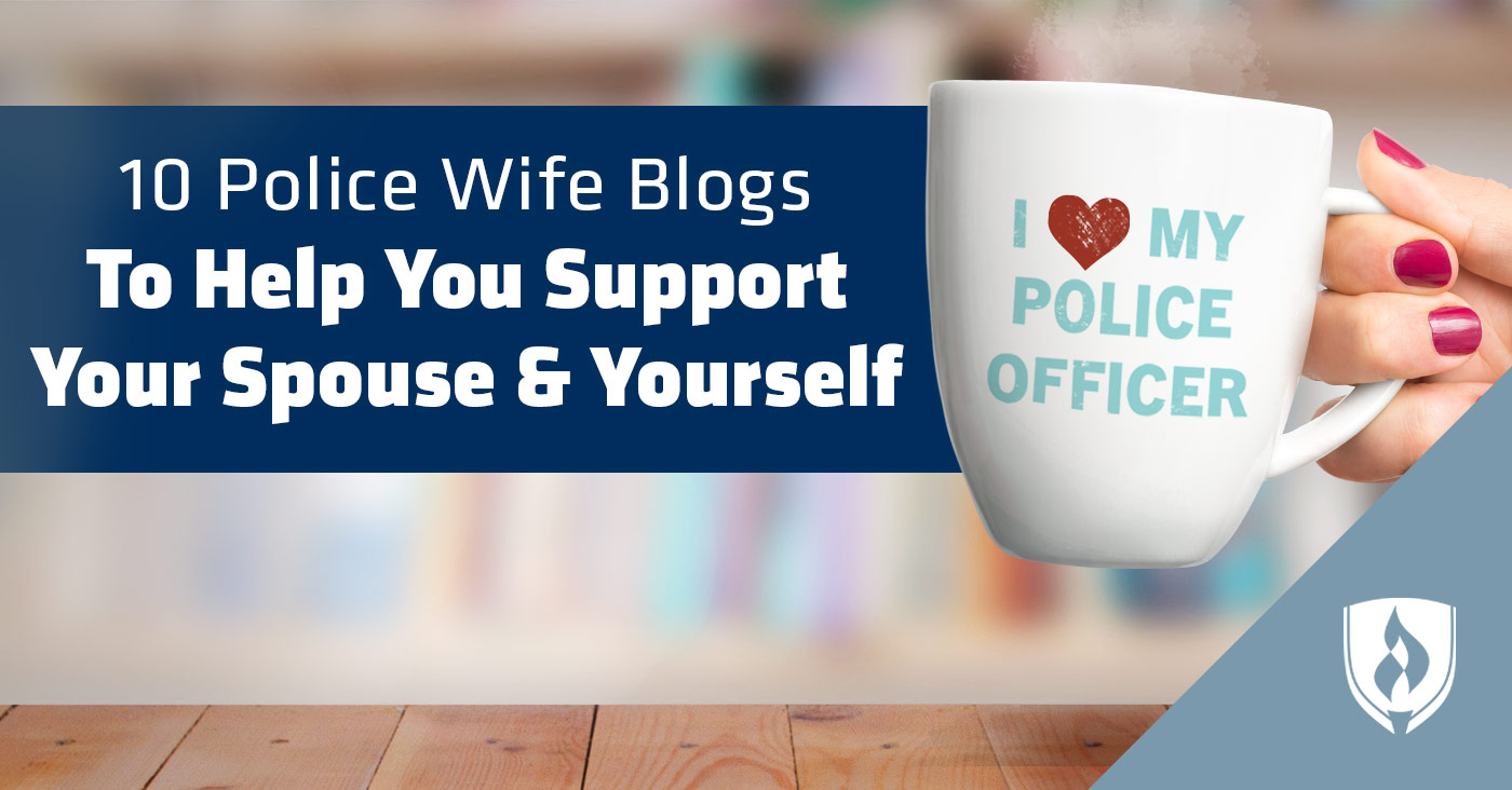 Police wife blogs