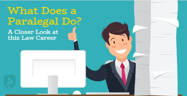 What Does A Paralegal Do