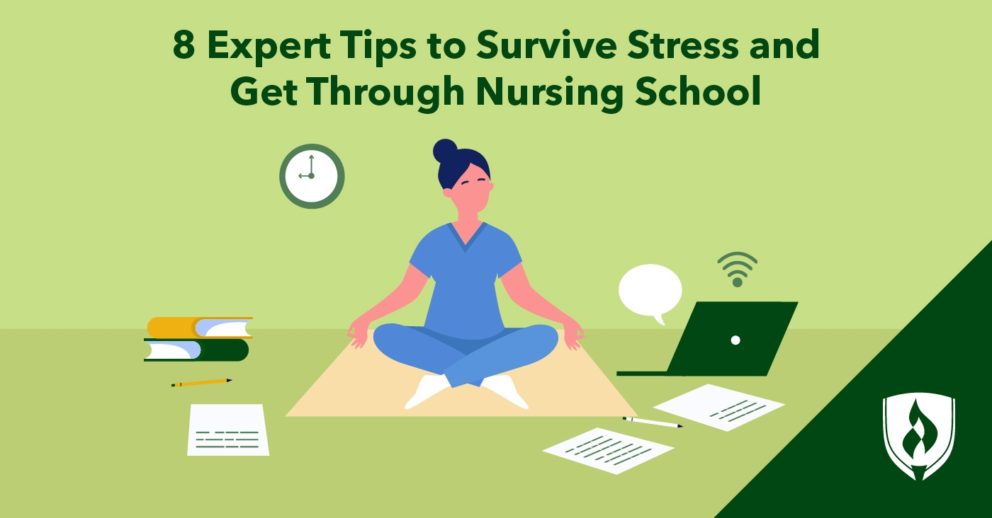 Surviving Nursing School Stress