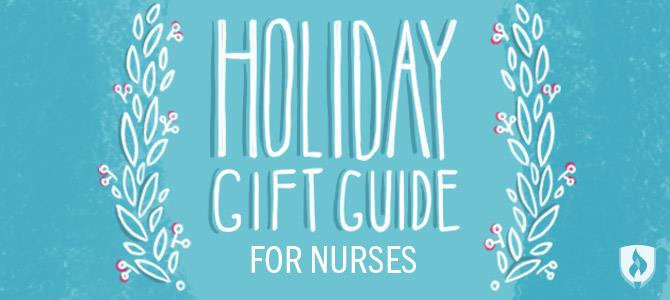 gift guide for nurses