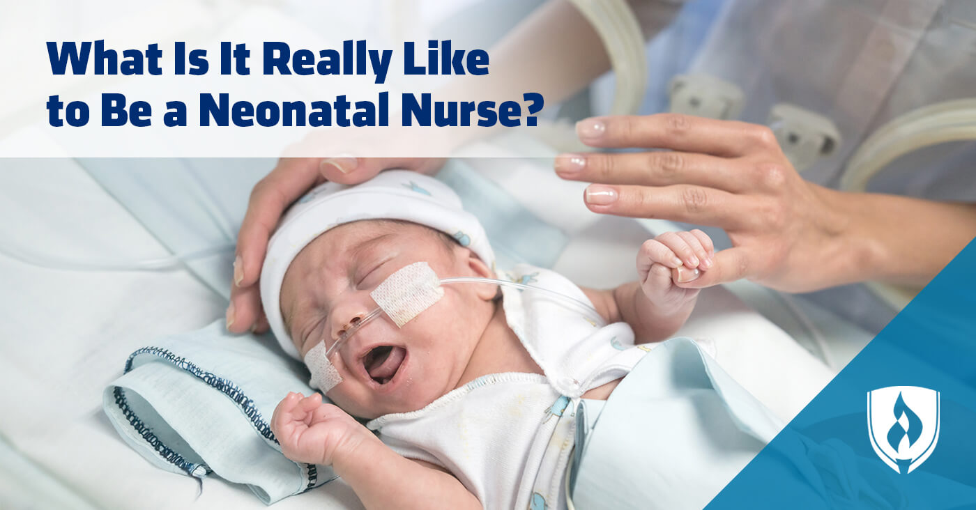 being a neonatal nurse