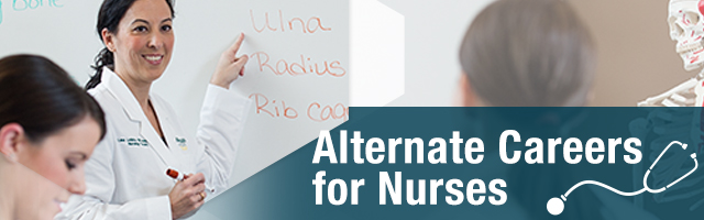 6 alternative nursing careers that go beyond the hospital, Human Body