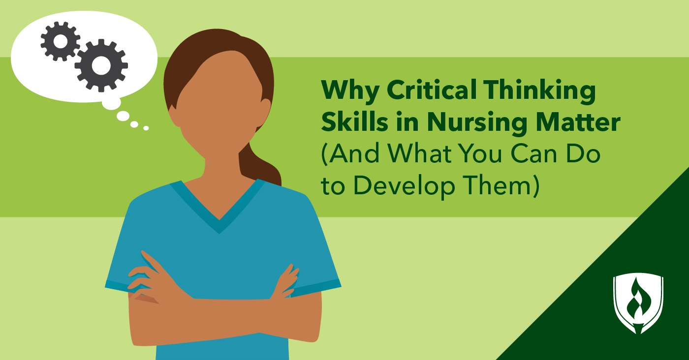 importance of critical thinking in nursing