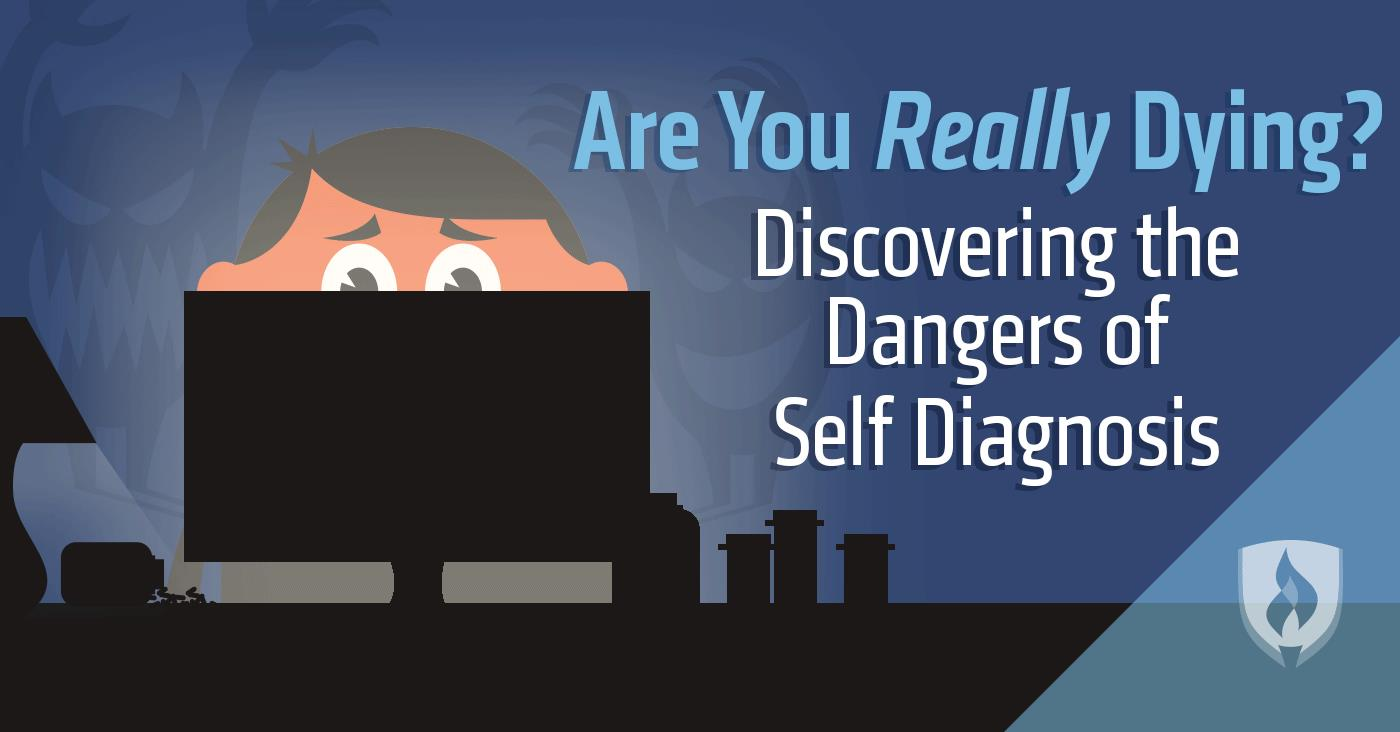 are you really dying  discovering the dangers of self