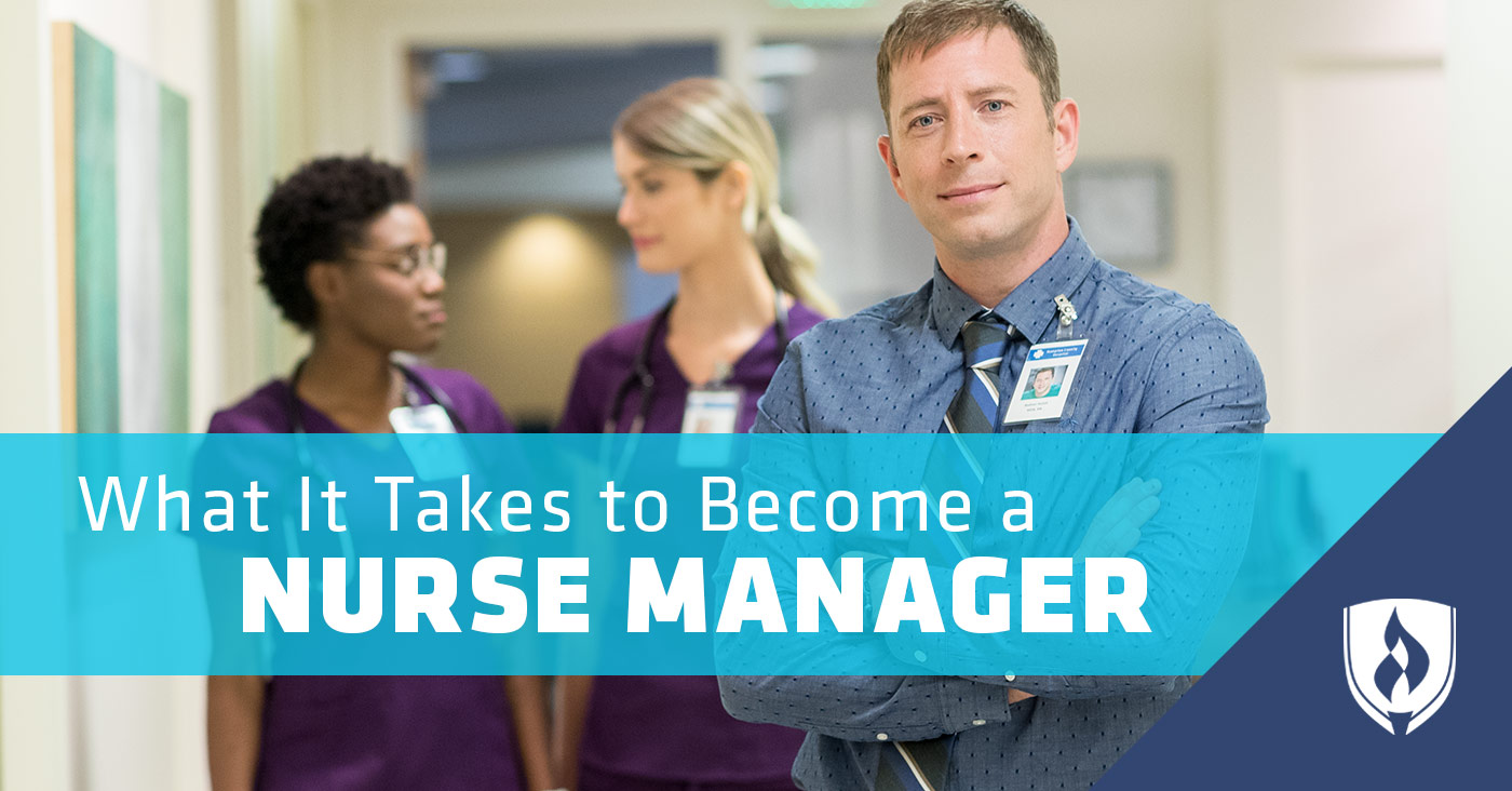 How to Become Nurse Manager