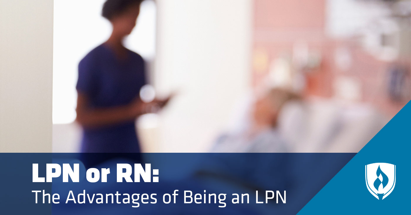 lpn or rn: the advantages of being an lpn, Human Body