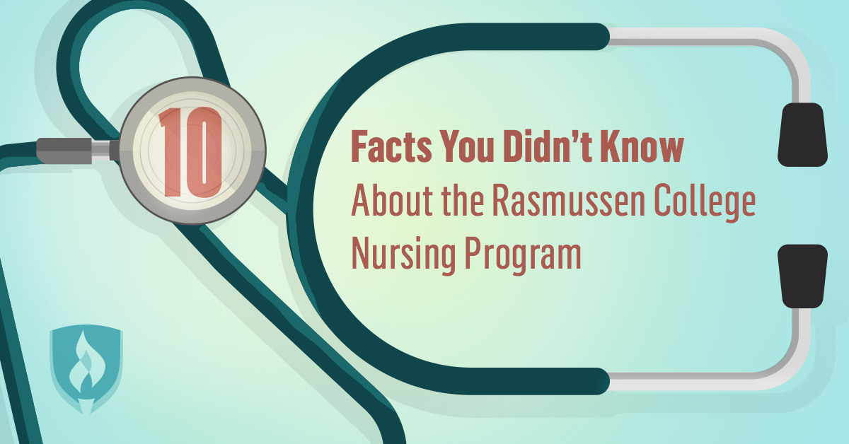 rasmussen college nursing program facts