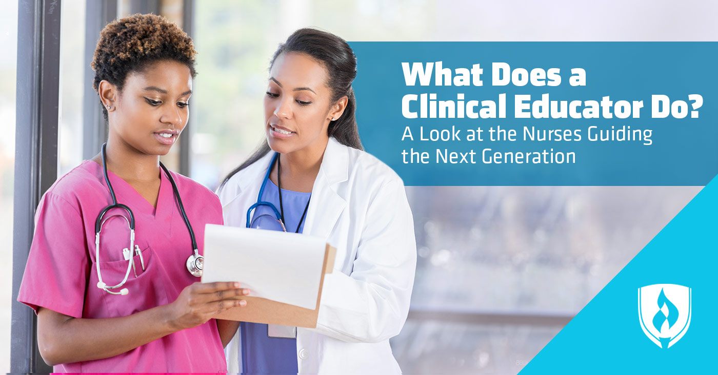 how to become a clinical nurse educator