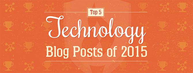 top technology posts 2015