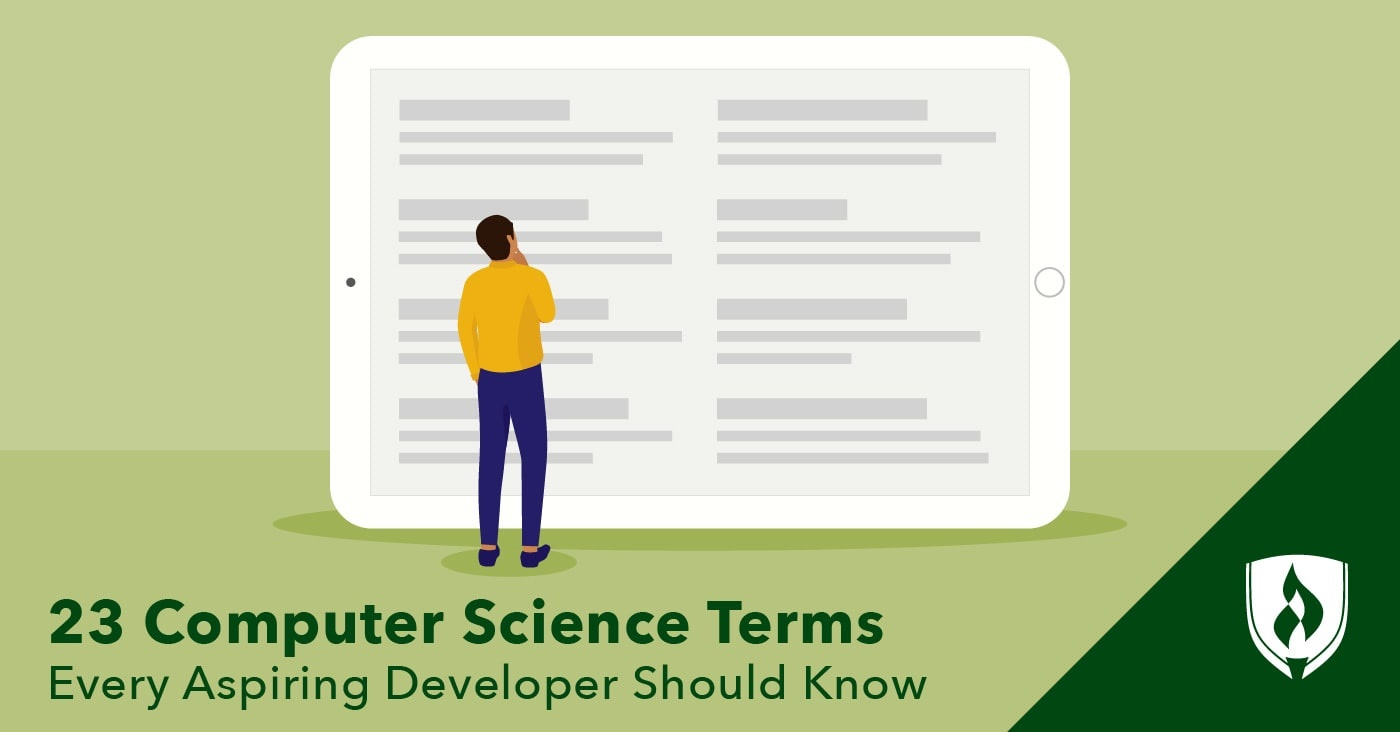 Computer science terms to know