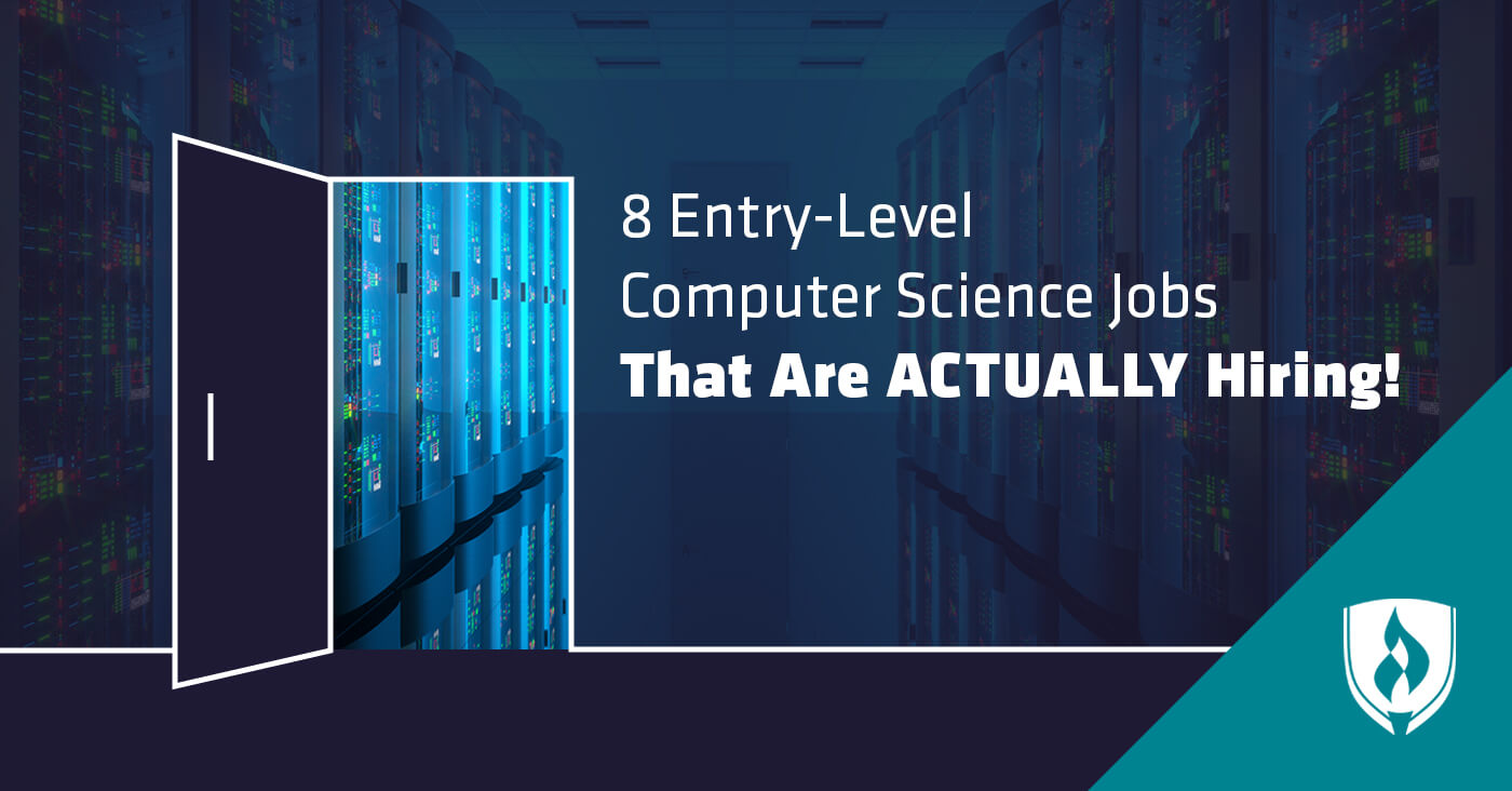 8 Entry-Level Computer Science Jobs that are ACTUALLY Hiring!