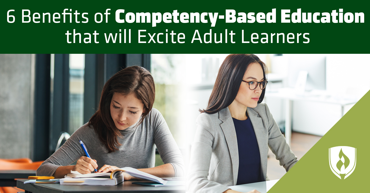 Competency Based Education for Adult Learners