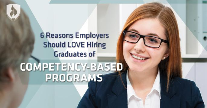 competency based graduates