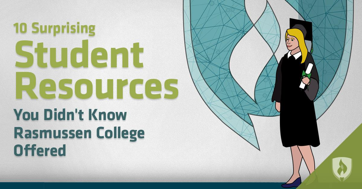 10 Surprising Student Resources You Didnu0027t