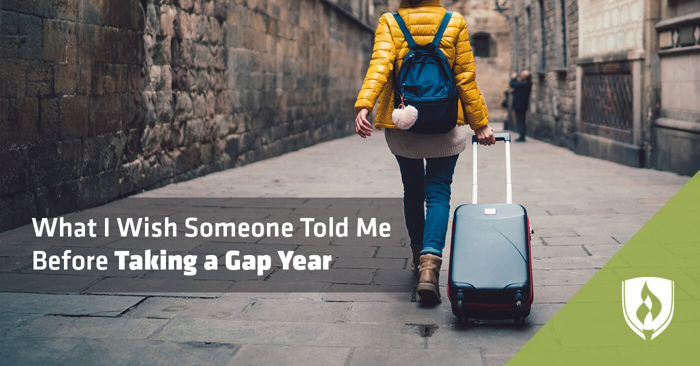 taking a gap year Reasons not to take a gap year (and why you're wrong) here are 10 reasons why a gap year could be just what the doctor ordered.